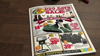 Bass Pro Shops Dog Days Family Event and Sale TV Spot, 'Bring Your Dog' - Thumbnail 3
