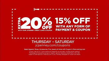 JCPenney Spring Style Sale TV Spot, 'Fresh Buys' - Thumbnail 4