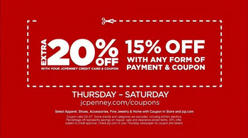 JCPenney Spring Style Sale TV Spot, 'Fresh Buys' - Thumbnail 5