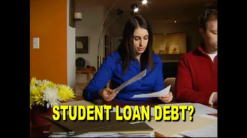 Student Loan Help Line TV Spot, 'Government Programs Available' - Thumbnail 1