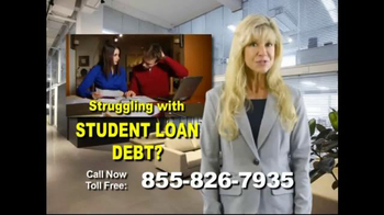 Student Loan Help Line TV Spot, 'Government Programs Available' - Thumbnail 2
