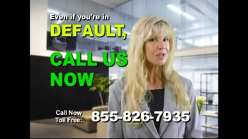 Student Loan Help Line TV Spot, 'Government Programs Available' - Thumbnail 5