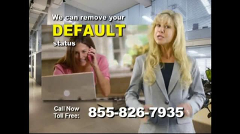 Student Loan Help Line TV Spot, 'Government Programs Available' - Thumbnail 7