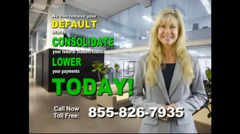 Student Loan Help Line TV Spot, 'Government Programs Available' - Thumbnail 8