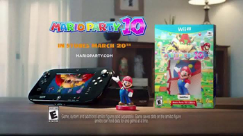 Mario Party 10 TV Spot, 'Bowser Party' - Thumbnail 9