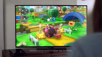 Mario Party 10 TV Spot, 'Bowser Party' - Thumbnail 2