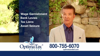 Optima Tax Relief TV Spot, 'Fresh Start Initiative' Featuring Alan Thicke - Thumbnail 5