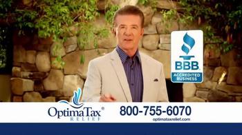 Optima Tax Relief TV Spot, 'Fresh Start Initiative' Featuring Alan Thicke - Thumbnail 8