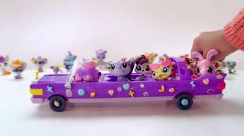 Littlest Pet Shop Pet Limo TV Spot, 'On a Ride'