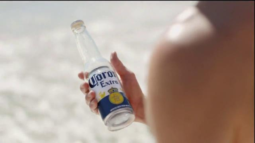 Corona Extra TV Commercial, 'Message in a Bottle'