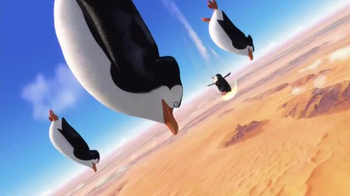 Penguins of Madagascar Blu-ray TV Spot