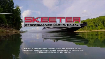 Skeeter Boats ZX 225 and ZX 250 TV Spot, 'Best in Industry' - Thumbnail 10
