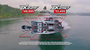 Skeeter Boats ZX 225 and ZX 250 TV Spot, 'Best in Industry' - Thumbnail 6