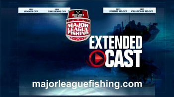 Major League Fishing: Extended Cast TV Spot, 'Bass Quest' - Thumbnail 10