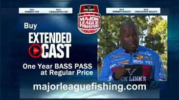 Major League Fishing: Extended Cast TV Spot, 'Bass Quest'