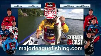 Major League Fishing: Extended Cast TV Spot, 'Bass Quest' - Thumbnail 7