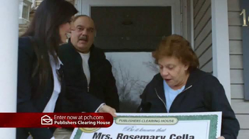 Publishers Clearing House Set for Life Prize TV Spot, 'March 2015' - Thumbnail 1