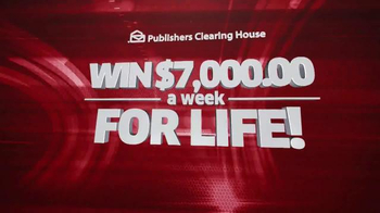 Publishers Clearing House Set for Life Prize TV Spot, 'March 2015' - Thumbnail 3