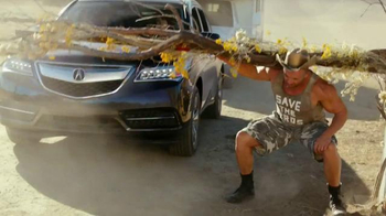 2016 Acura MDX TV Spot, 'Festival' Song by Eagles of Death Metal - Thumbnail 3