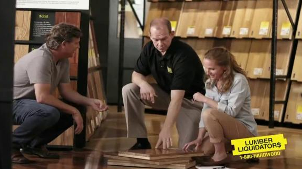 Lumber Liquidators TV Commercial, 'Youth Soccer'