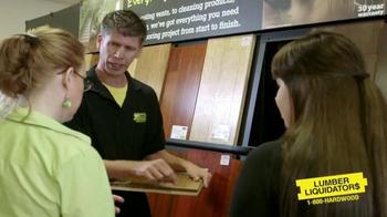 Lumber Liquidators TV Spot, 'Youth Soccer' - Thumbnail 1