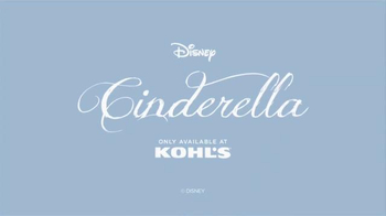 Kohl's TV Spot, 'Cinderella Collection by Disney' - 554 commercial airings