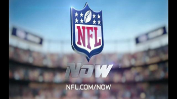 NFL Now TV Spot, 'Now Song' - Thumbnail 10