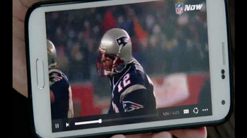 NFL Now TV Spot, 'Now Song' - Thumbnail 3