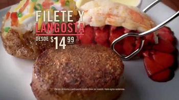 Outback Steakhouse Filete y Langosta TV Spot, 'Nueva Creación' [Spanish] - Thumbnail 7