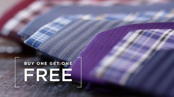 Men's Wearhouse Clearance Savings TV Spot, 'Select Suits and Shirts' - Thumbnail 7