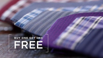 Men's Wearhouse Clearance Savings TV Spot, 'Select Suits and Shirts' - Thumbnail 8