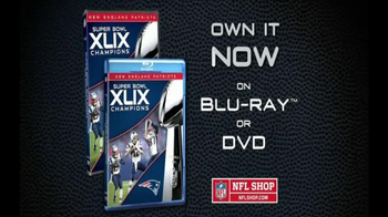 Super Bowl XLIX Champions Blu-ray TV Spot - Thumbnail 8