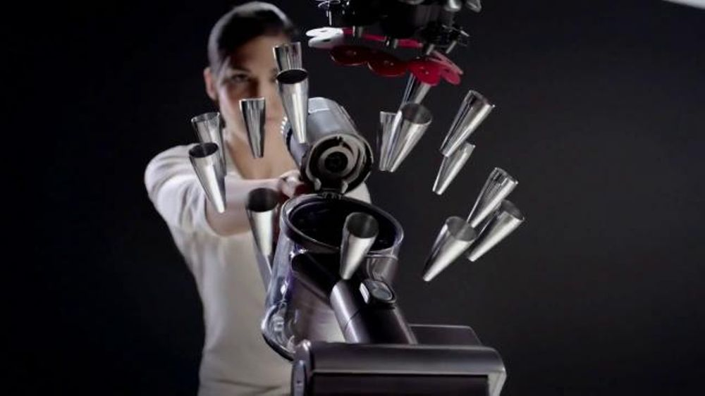 dyson v6 absolute cordless vacuum tv commercial. Black Bedroom Furniture Sets. Home Design Ideas