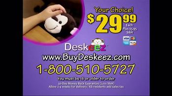 Deskeez TV Spot, 'Affordable and Loveable' - Thumbnail 9