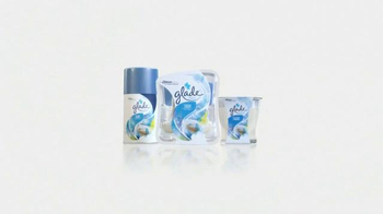 Glade Clean Linen TV Spot, 'Feel Fresh and New' - Thumbnail 10