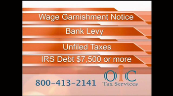 OIC Tax Services TV Spot, 'Relief' - Thumbnail 5