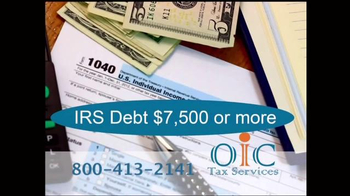OIC Tax Services TV Spot, 'Relief' - Thumbnail 8