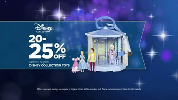 JCPenney Disney Collection TV Spot, 'Belle of Cinderella's Ball' - Thumbnail 4