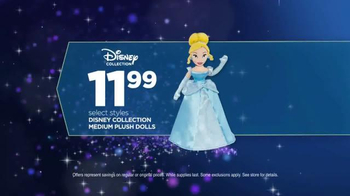 JCPenney Disney Collection TV Spot, 'Belle of Cinderella's Ball' - Thumbnail 5