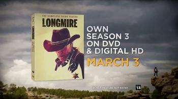 Longmire: The Complete Third Season DVD TV Spot - Thumbnail 8