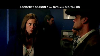 Longmire: The Complete Third Season DVD TV Spot - Thumbnail 3