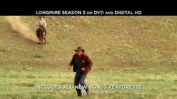 Longmire: The Complete Third Season DVD TV Spot - Thumbnail 4