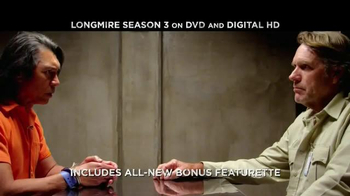 Longmire: The Complete Third Season DVD TV Spot - Thumbnail 5