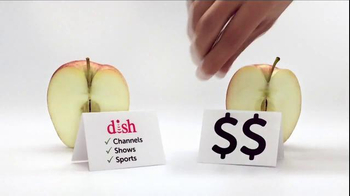 Dish Network TV Spot, 'Apples' - Thumbnail 5
