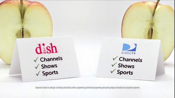 Dish Network TV Spot, 'Apples' - Thumbnail 6
