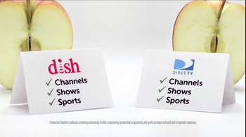 Dish Network TV Spot, 'Apples' - Thumbnail 7