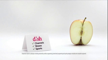 Dish Network TV Spot, 'Apples' - Thumbnail 8