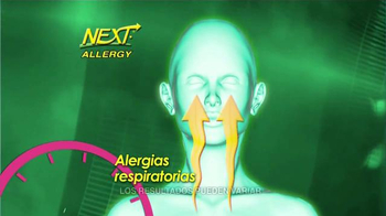 Next Allergy TV Spot, 'Síntomas de la Alergia' [Spanish] - Thumbnail 5
