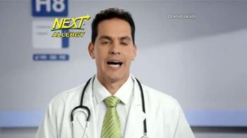 Next Allergy TV Spot, 'Síntomas de la Alergia' [Spanish] - Thumbnail 7