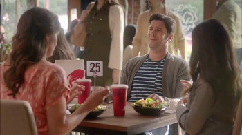 Wendy's BBQ Ranch Chicken Salad TV Spot, 'Ingredientes Frescos' [Spanish] - Thumbnail 2